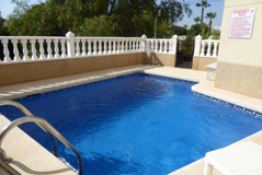 pool playa flamenca