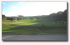 golf course Torrevieja