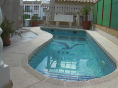 private pool los altos