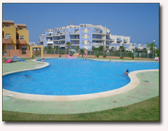 quad house holiday rental Torrevieja