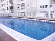 pool at Torrevieja