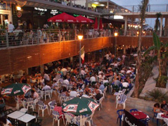 playa flamenca commercial centre night