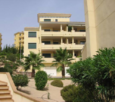 apartment at campoamor golf