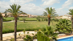 view golf course la finca