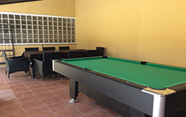 pool table villamartin